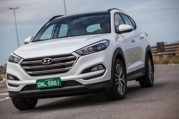 7º Hyundai Tucson