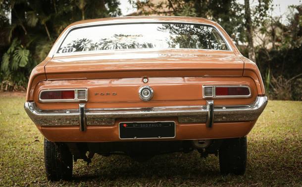 Carro do Leitor: Ford Maverick Super 1975