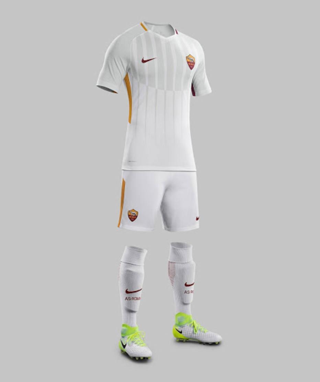 0a01ffe02fd72 Grandes europeus lançam uniformes para próxima temporada  veja