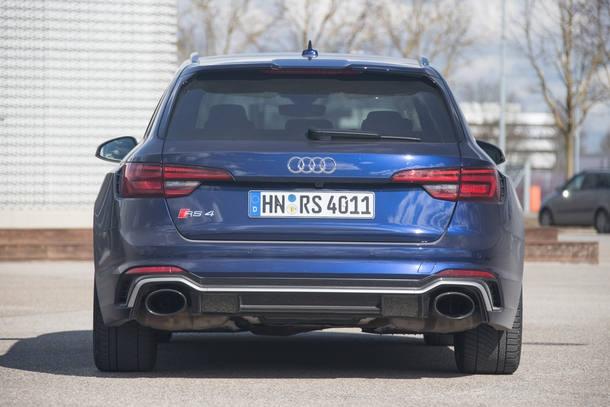 Nova Audi RS4 Avant