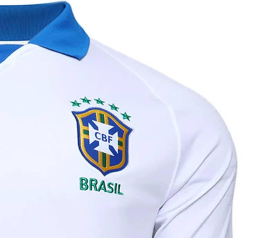 0dd99c7082 Site vaza nova camisa da seleção brasileira para a Copa América - e ...