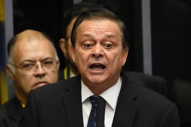 Deputado Jovair Arantes (PTB-GO)