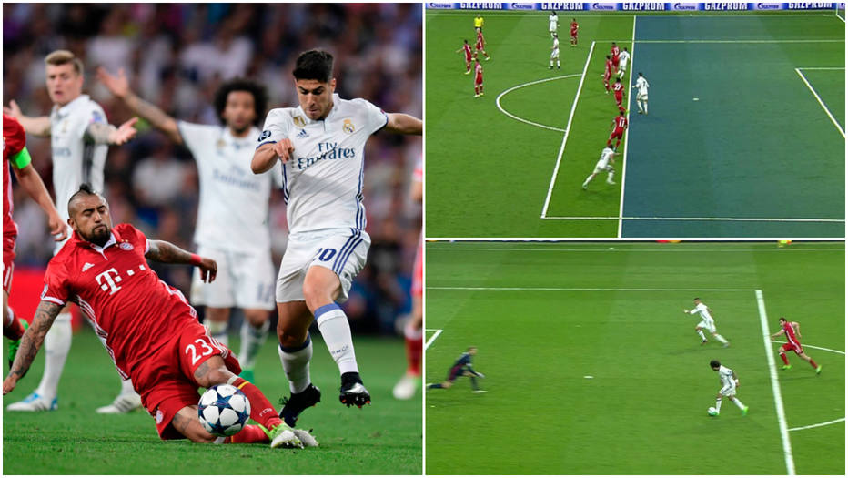 Real Madrid 4x2 Bayern de Munique afcd31c8d9c97