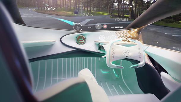 Ficção científica se tornará realidade nos carros