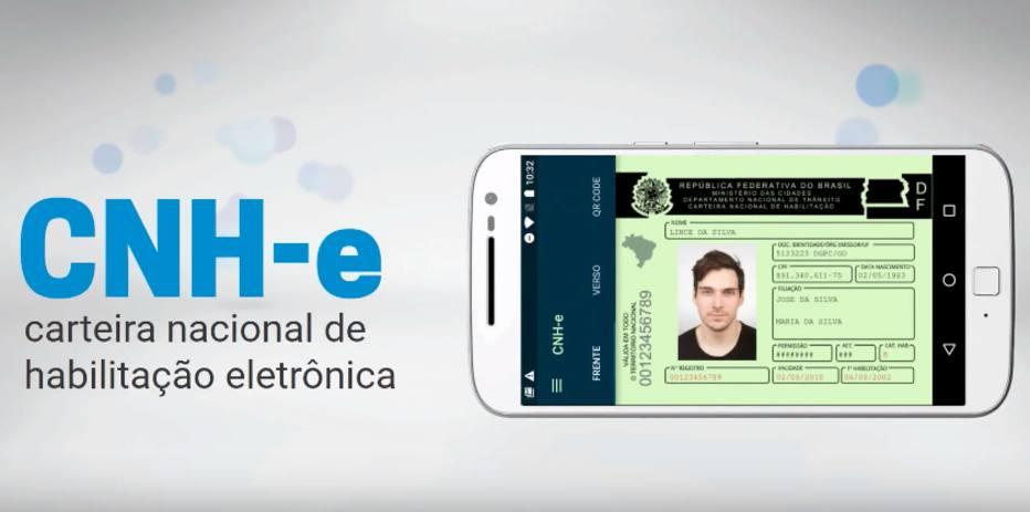 CNH digital já pode ser acessada pelo smartphone - Brasil - Estadão