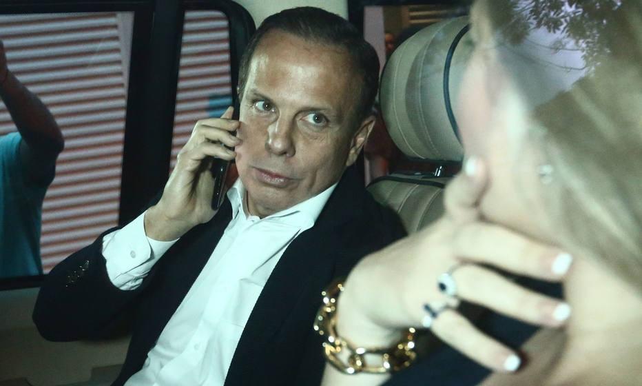 Doria chega ao Rio para se reunir com Bolsonaro, que não foi ao encontro