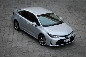 Comparativo: Toyota Corolla x VW Jetta x Chevrolet Cruze x Honda Civic