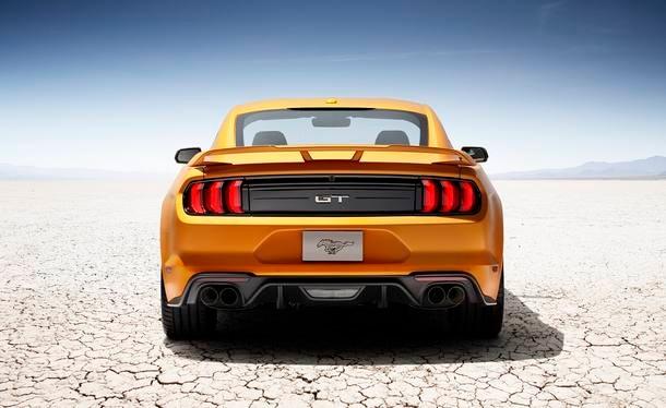 Novo Ford Mustang 2017