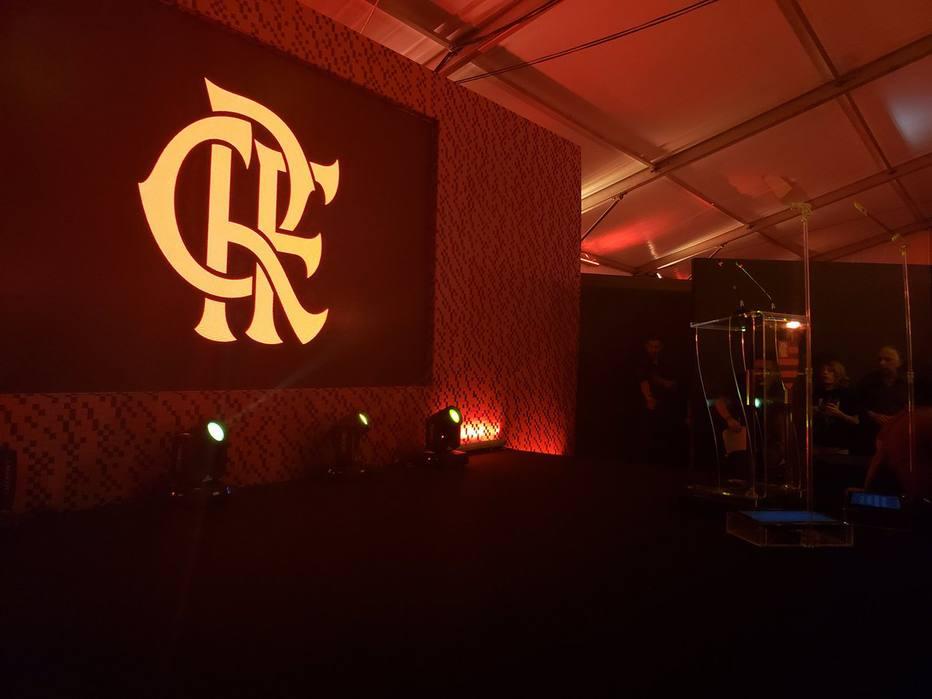 Flamengo inaugura novo CT de R  23 milhões ca1dc3f587b33