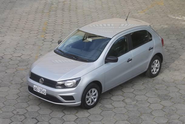 4º - Volkswagen Gol