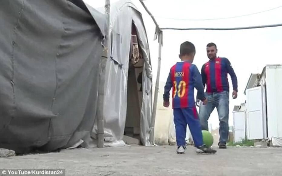 9b13b5e340ad4 Garoto ganha nome de Messi e é sequestrado pelo Estado Islâmico ...