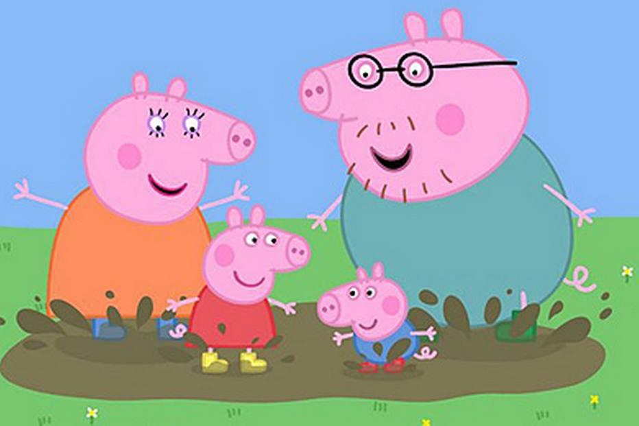 Discovery Kids prepara maratona 'Peppa Pig' para férias