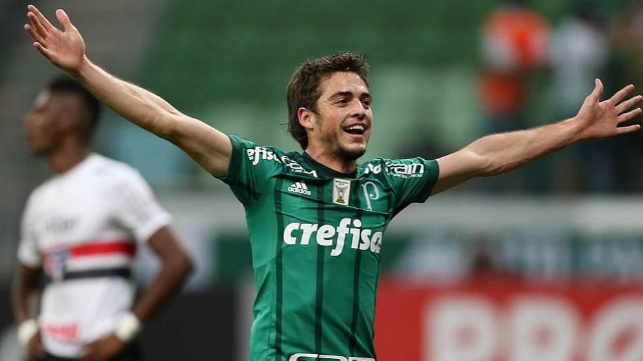 Hyoran vê pressão variar entre extremos no Palmeiras: 'Aqui é oito ou 80'