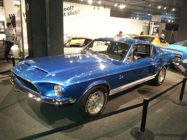 Carrol Shelby Museum