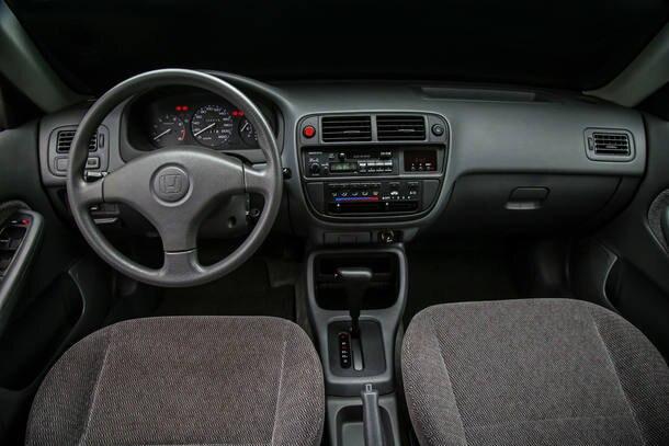 Honda Civic 20 anos