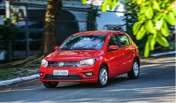 Os dez carros novos mais vendidos em outubro