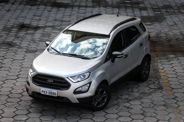 Os SUVs mais vendidos em janeiro
