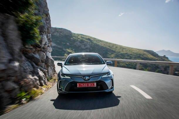 Toyota Corolla é o primeiro híbrido flexível do mundo