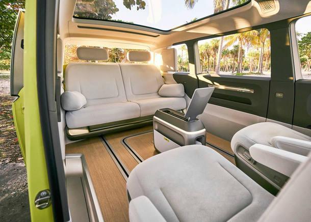 Volkswagen ID Buzz, a nova Kombi