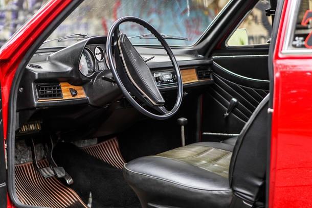 VW Passat LS 1976