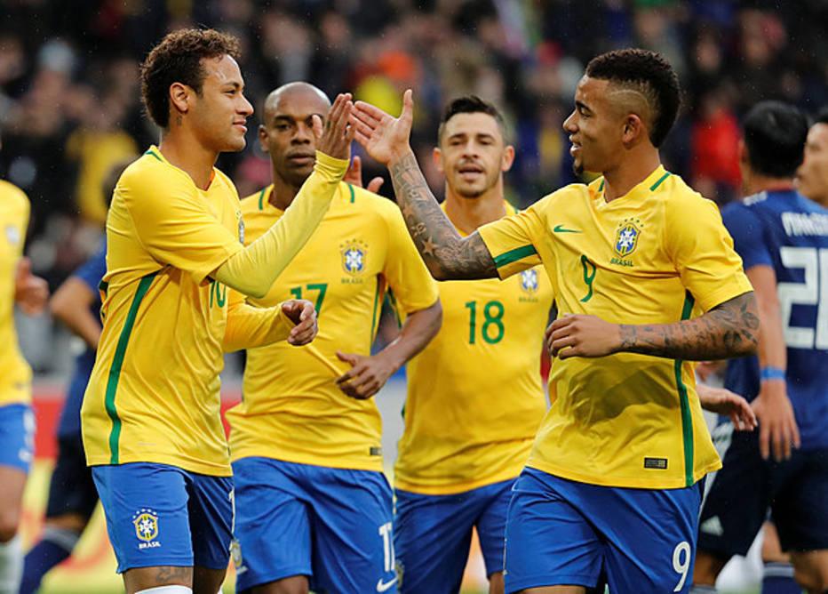 eb1d104cb461c Brasil e Espanha  veja quanto cada um ganhará em caso de título na Copa 2018