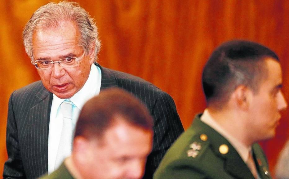 Paulo Guedes está enfrentando uma rebelião mesmo antes de assumir a Economia