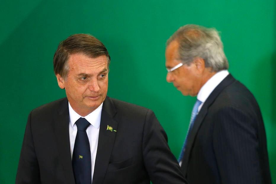 Proposta será levada à Câmara por Bolsonaro e Paulo Guedes. Foto: Dida Sampaio/Estadão