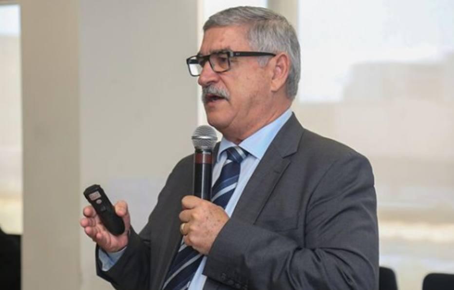 Décio Brasil, secretário especial dos esportes do Ministério da Cidadania