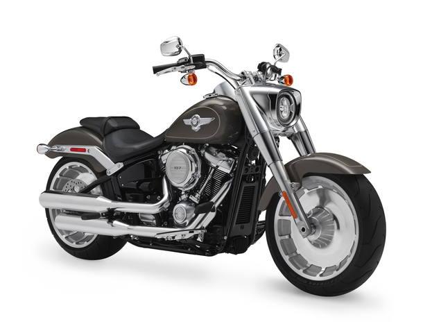 Linha 2018 da Harley-Davidson