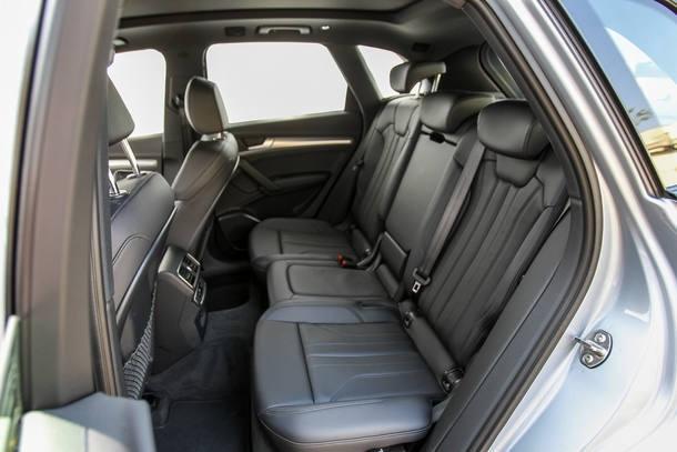 Volvo XC60 x Audi Q5