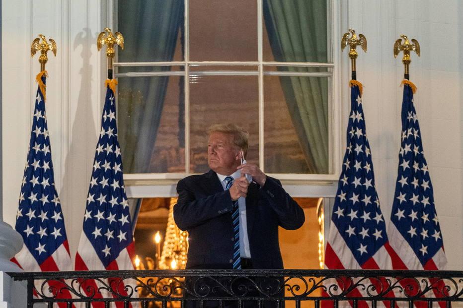 EUA - Donald Trump - covid-19