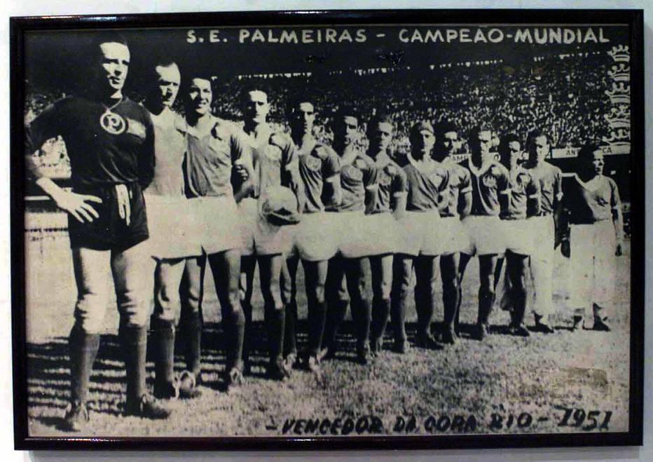 Palmeirenses mandam dossiê à Conmebol por reconhecimento da Copa Rio ... 031c3794936c4