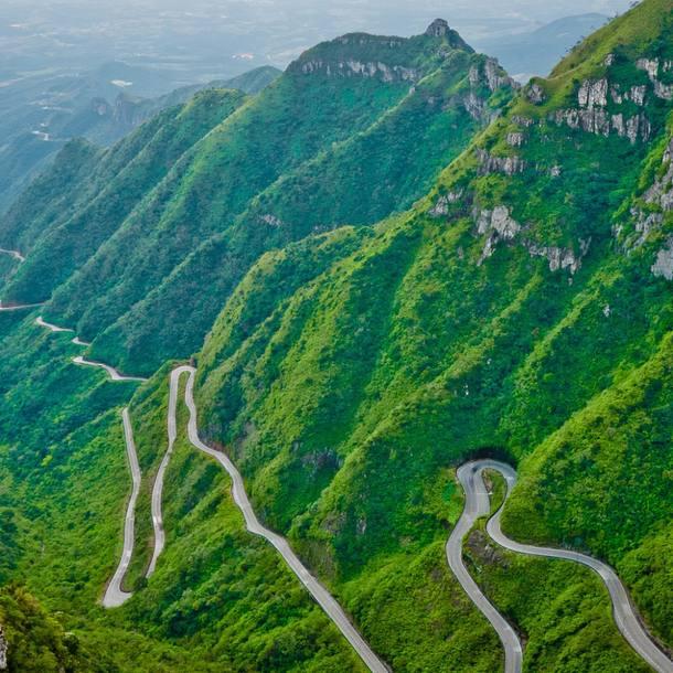 Dez estradas incríveis para quem gosta de dirigir