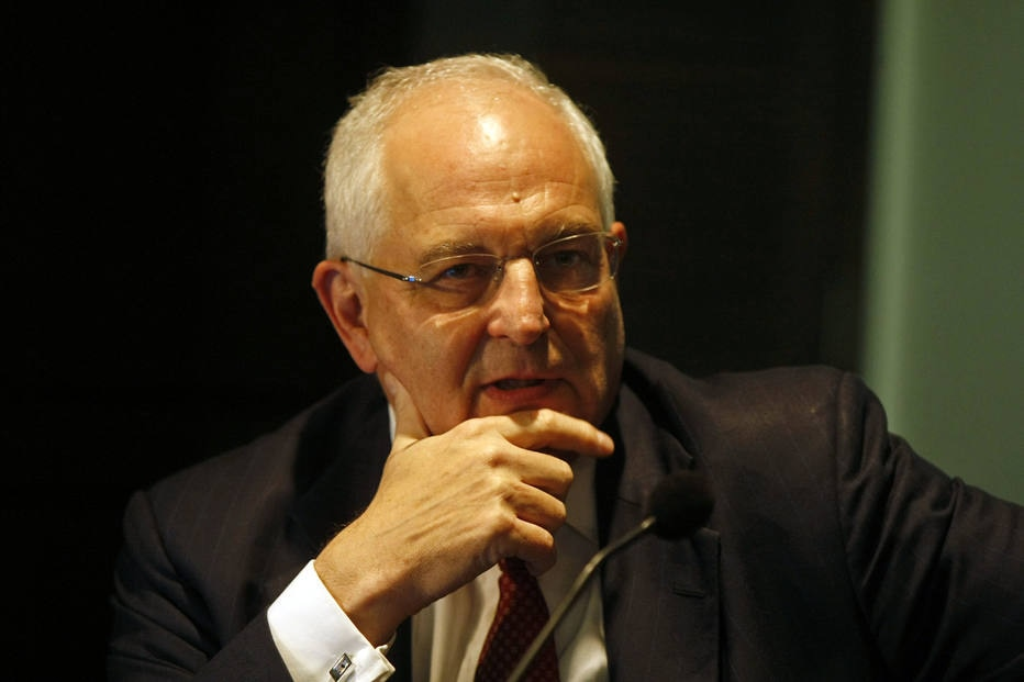 O comentarista-chefe de economia jornal britânico Financial Times, Martin Wolf.