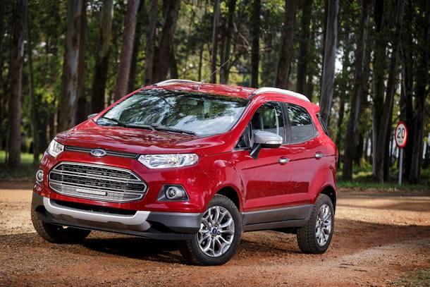Os preços dos SUVs mais vendidos do Brasil sem imposto