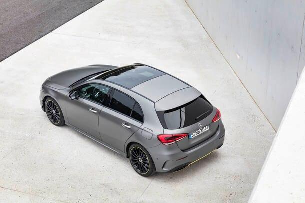 Novo Mercedes-Benz Classe A
