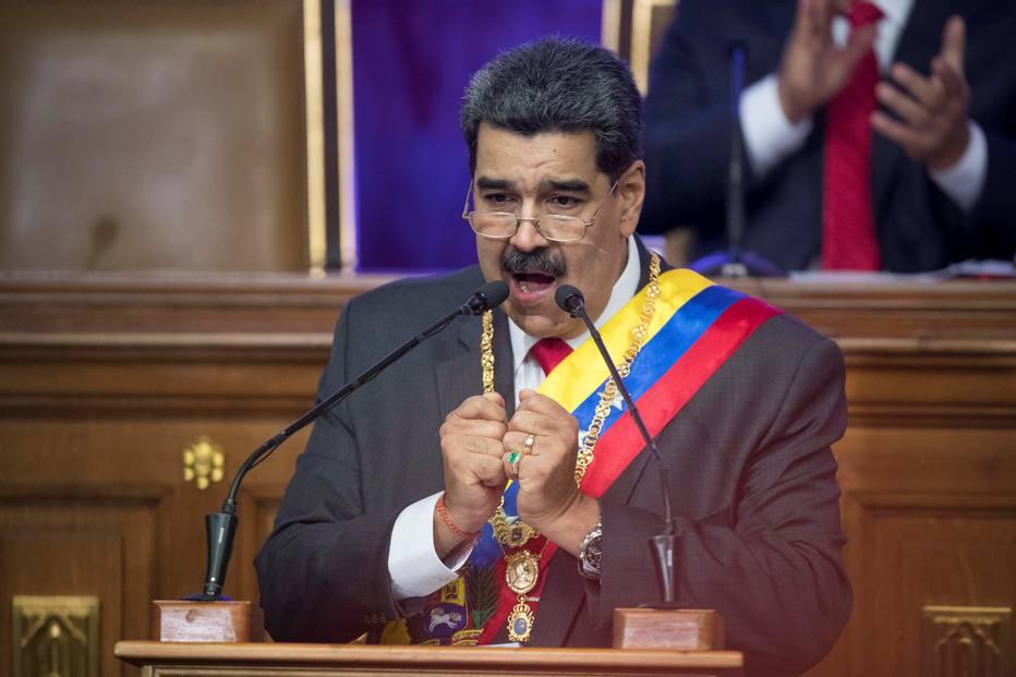 Nicolás Maduro - Venezuela
