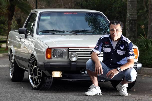 VW Saveiro GT 1985