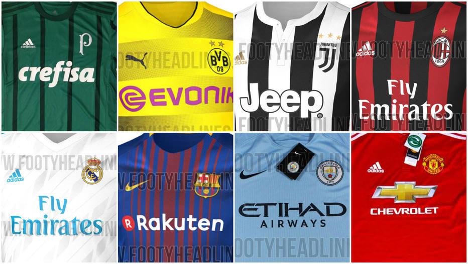 Possível camisa do Palmeiras para 2017 vaza nas redes sociais  veja outras 1a01e8a34ba8a