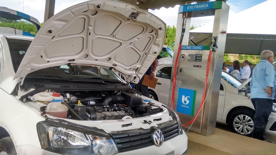 Cidade do interior de SP passa a usar gás do esgoto como combustível