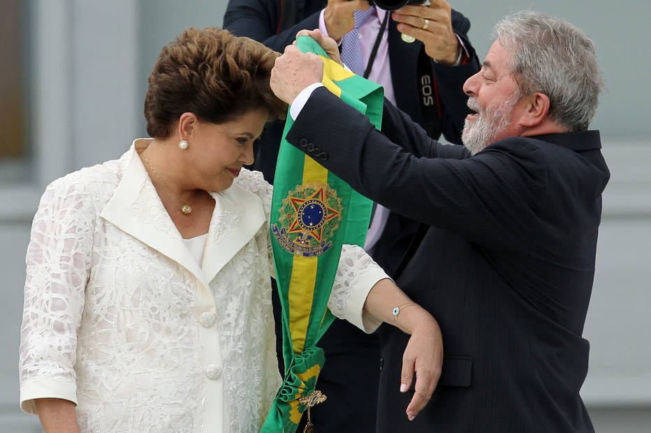 Posse de Dilma