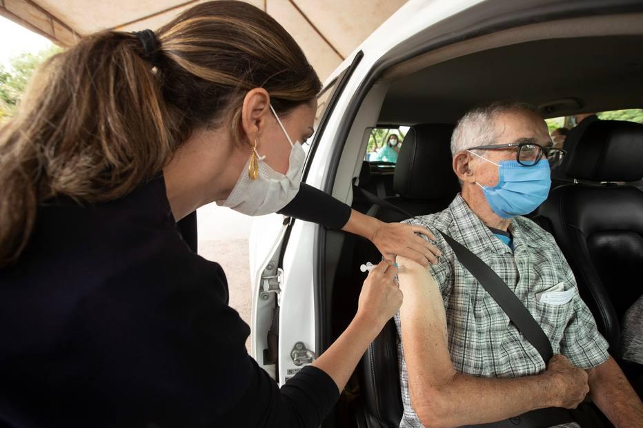 Vacinação no Brasil