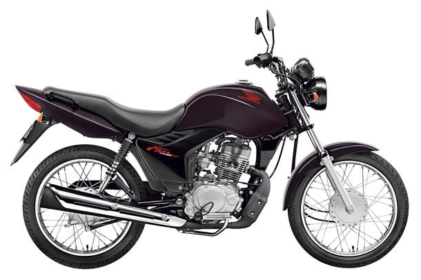Vejas as dez motos usadas mais vendidas no Brasil em 2015