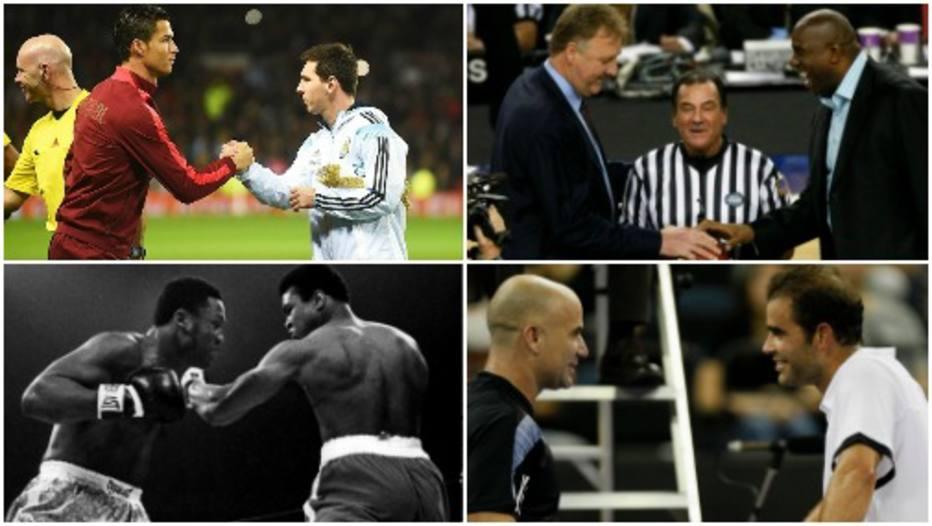 b863d73d16 As 10 maiores rivalidades entre atletas da história do esporte mundial
