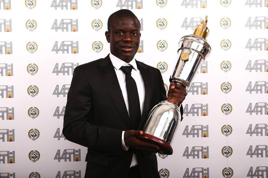 Volante Do Chelsea, Kanté é Eleito Melhor Jogador Do