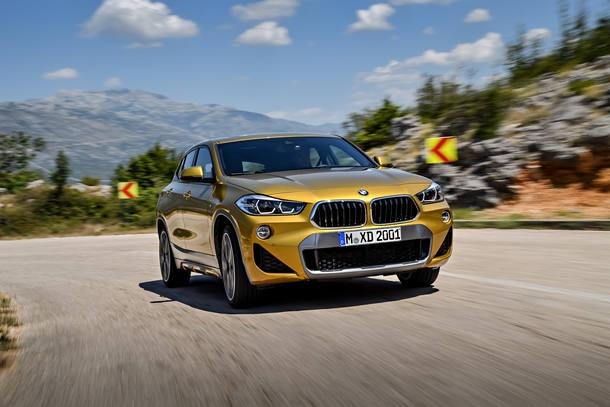 Novo BMW X2