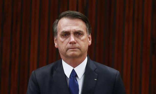 Jai Bolsonaro diplomação