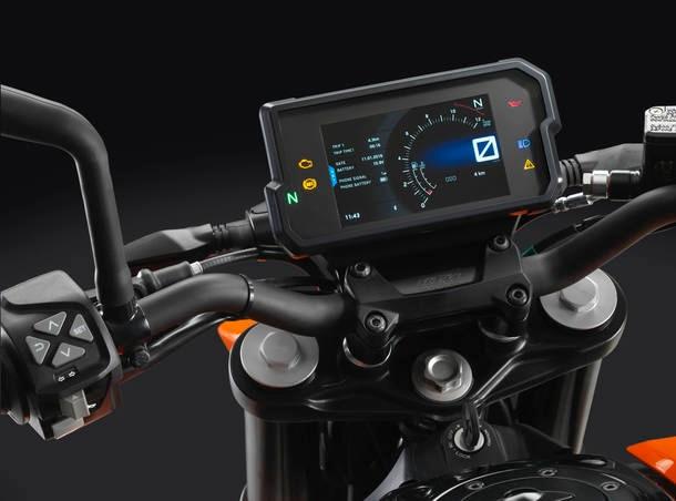 KTM 390 Duke 2018