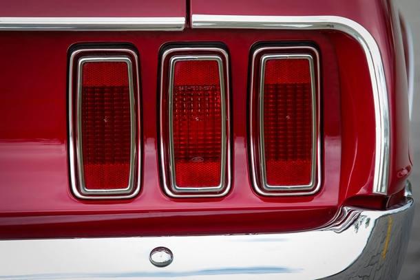 Carro do leitor: Ford Mustang GT 1969 conversível