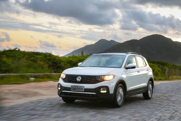 8º Volkswagen T-Cross